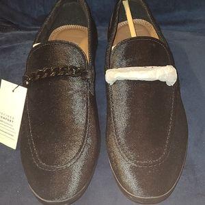 New Apt 9 men's Velour styled slip-ons size 11